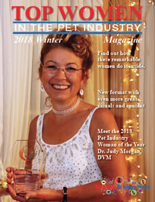 Winter 2018 Top Women in the Pet Industry Magazine