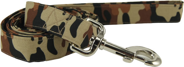 Desert Camo Dog Leash