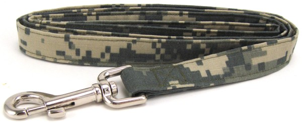 Digital Camo Dog Leash