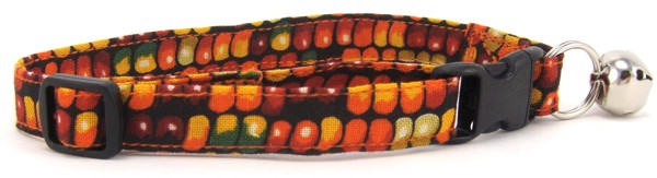 Indian Corn Cat Collar